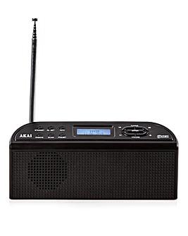 Akai Portable DAB Radio