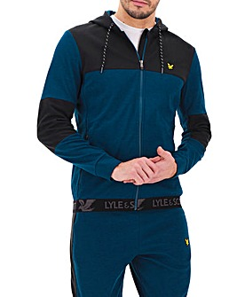 Lyle & Scott Block FZ Midlayer