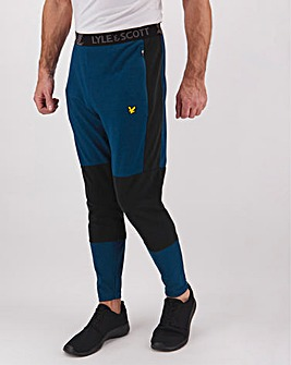 Lyle and Scott Sports Block Track Pants