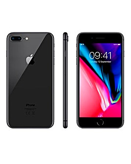 iPhone 8 Plus 256GB Space Grey