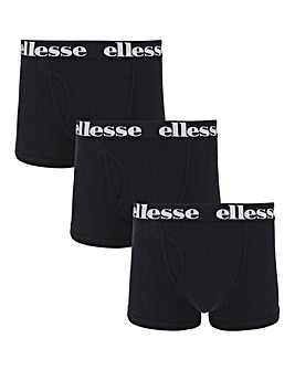 ellesse Pack Of 3 Hali Fashion Trunks