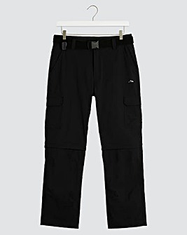 Snowdonia Zip Off Cargo Pants 31 in