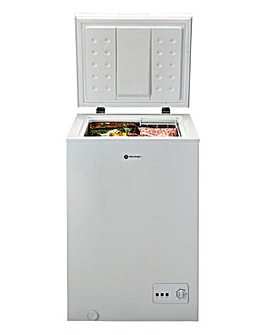 White Knight 99L Chest Freezer