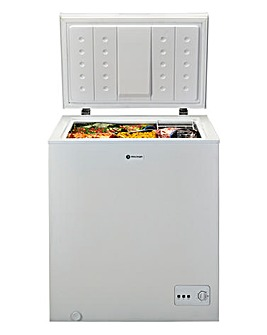 White Knight 142L Chest Freezer