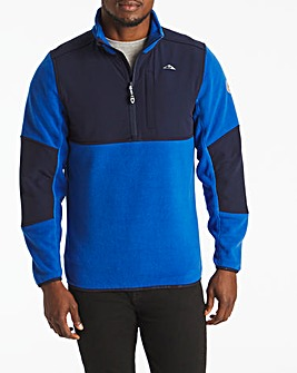 Snowdonia 1/2 Half Zip Fleece
