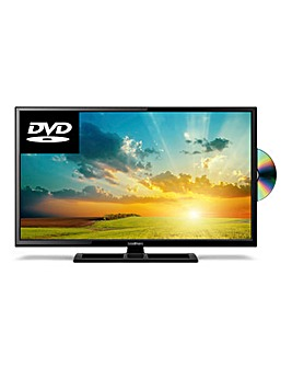 Goodmans 28in LED DVD Combi TV