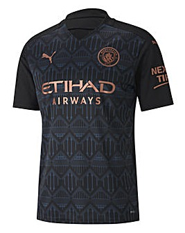 Manchester City Puma Away SS Jersey