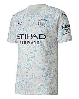 Manchester City Puma Third SS Jersey