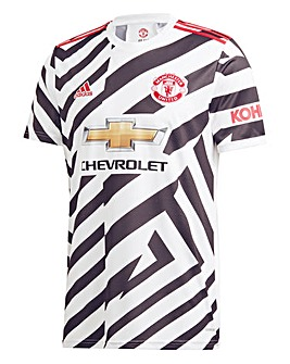 Manchester United Adidas Third SS Jersey
