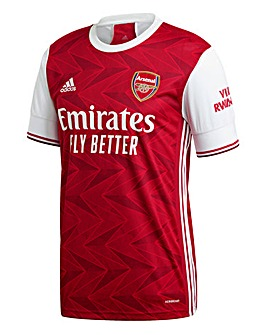 adidas Arsenal FC 2020/21 Short Sleeve Home Shirt