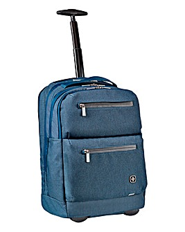 Wenger City Patrol Rolling Backpack