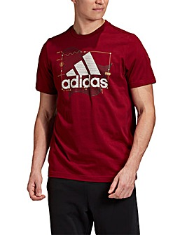adidas Universal BOS T-Shirt