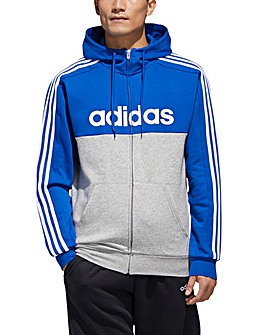 adidas Essentials Hooded Tracktop