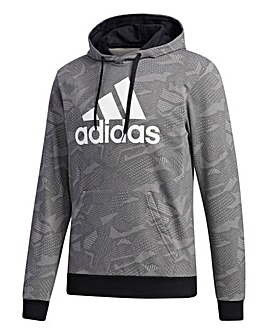 adidas All Over Print Hoodie
