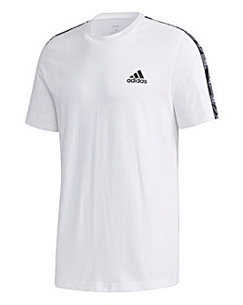 adidas Taped Sleeved T-Shirt