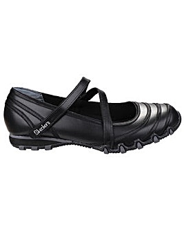 Skechers Bikers Satin Shine