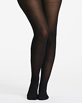 Naturally Close 2 Pack Black 100 Denier Opaque Tights
