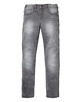 KD Boys Grey Skinny Jean