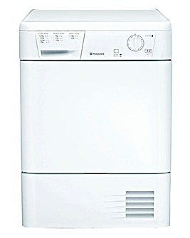 Hotpoint First Edition FETC70BP 7kg Condenser Dryer White