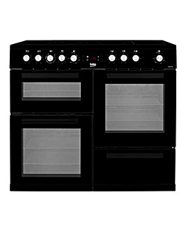 Beko KDVC100K Electric Range Cooker