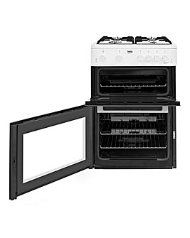 Beko KDG611W Gas Cooker and Gas Grill