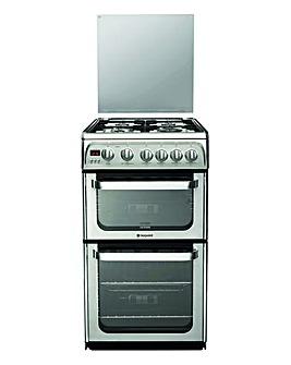 Hotpoint HUG52X 50cm Gas Cooker