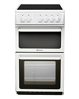 Hotpoint Twin Cavity Cooker & Hob