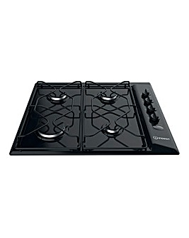 Indesit PAA642IBK Aria Built In Gas Hob