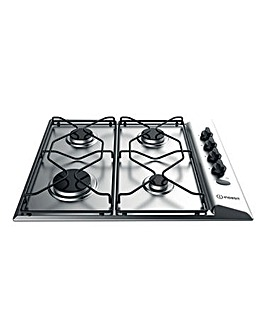 Indesit PAA642IXIWE Built In Gas Hob