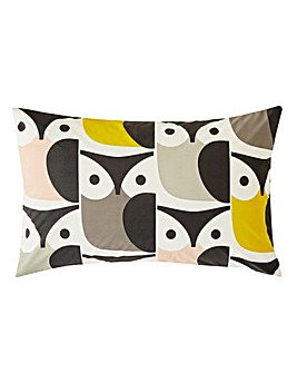 Orla Kiely Big Owl Pillow Case Pair