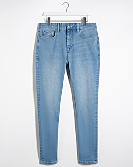 Lightwash Skinny Stretch Jeans