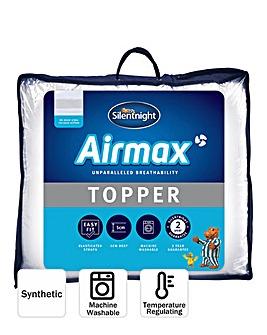 Silentnight Airmax Dual Layer Mattress Topper