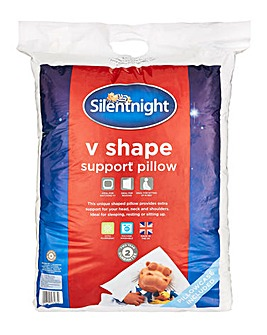 Silentnight V Shape Pillow
