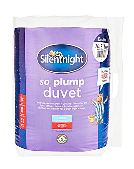 Silentnight So Plump 10.5 Tog Duvet