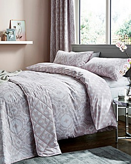 Alford Blush Duvet Cover Set