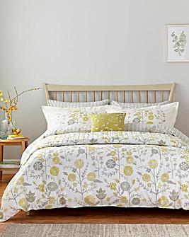 Sanderson Batik Garden Duvet Cover