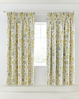 Sanderson Batik Garden Curtains