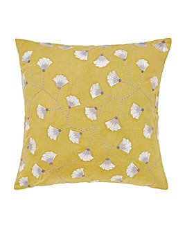 Sanderson Batik Garden Cushion