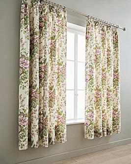 Rose Boutique Curtains