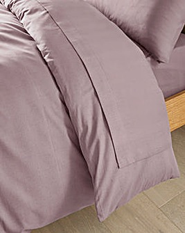 Easy-Care Plain-Dye Flat Sheet