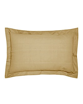 Easy-Care Plain Oxford Pillow Cases