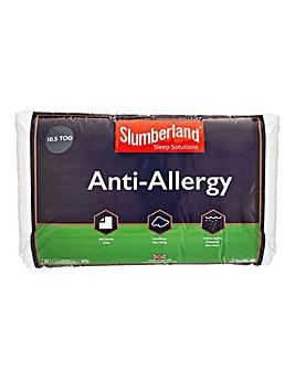 Slumberland Anti-Allergy 10.5 Tog Duvet