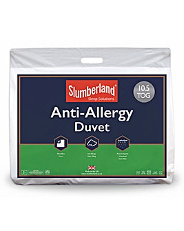 Slumberland Anti-Allergy 10.5 Tog Duvet