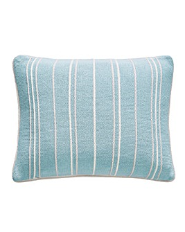 Sanderson Pippin Teal Cushion
