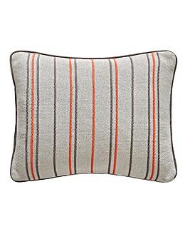 Sanderson Pippin Coral Cushion
