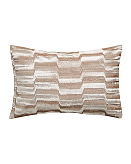 Murray Velvet Oyster Boudoir Cushion