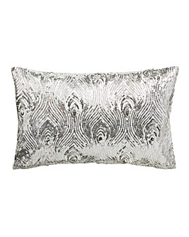 Krista Embellished Boudoir Cushion