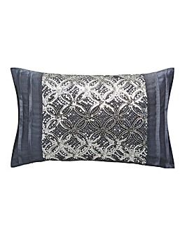 Jocasta Embellished Boudoir Cushion
