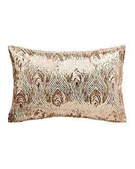 Krista Embellished Boudoir Cushion