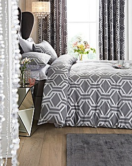Beaufort Jacquard Duvet Cover Set